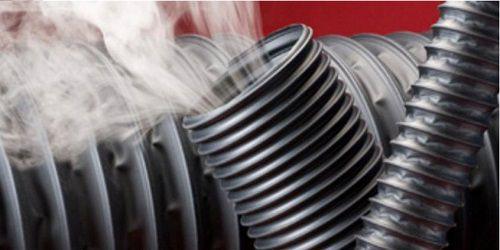 Высокотемпературные воздуховоды