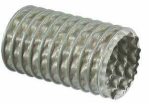 Воздуховод CLIP SILICON для горячего воздуха, выхлопных газов