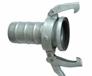 Приемная часть со штуцером PERROT 50х50 мм